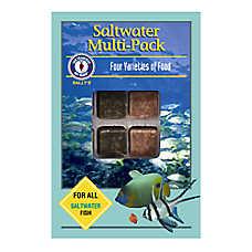San Francisco Bay Brand® Saltwater Multi-Pack™ Fish Food