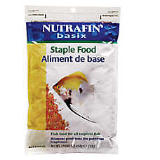 Nutrafin® basix Staple Food for Tropical Fish