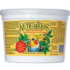 Lafeber's® Nutri-Berries Cockatiel Bird Food