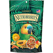 Lafeber's® Nutri-Berries Tropical Fruit Parrot Food