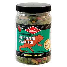 Rep-Cal Maintenance Formula Adult Bearded Dragon Food