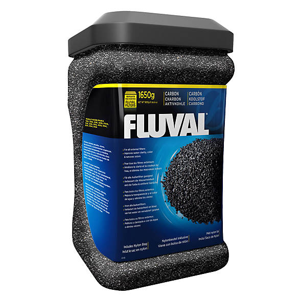 Fluval deluxe carbon fish aquarium filter fish filter for Petsmart fish filters