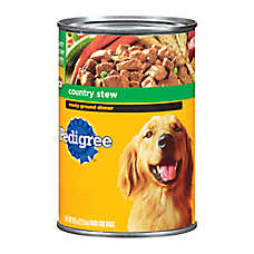 PEDIGREE® Meaty Ground Dinner Adult Dog Food