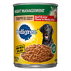 PEDIGREE® Meaty Ground Dinner Dog Food