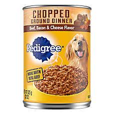 PEDIGREE® VITALITY+™ Choice Cuts in Sauce Dog Food
