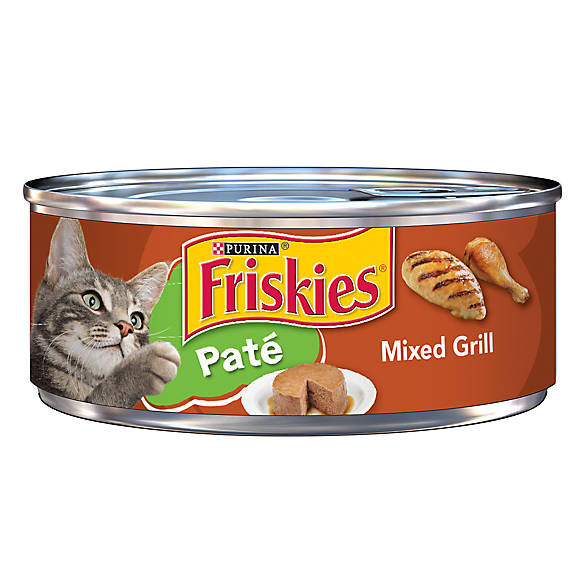 Pate Style Cat Food