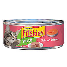 save 2¢ ea. when you buy 48+ Friskies® cat food, 3.5-5.5 oz. pouches & cans