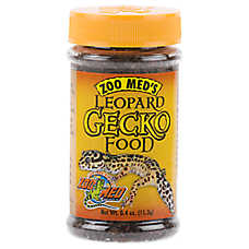 Zoo Med™ Leopard Gecko Food