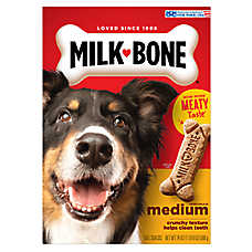 Milk-Bone® Medium Biscuit Dog Treat