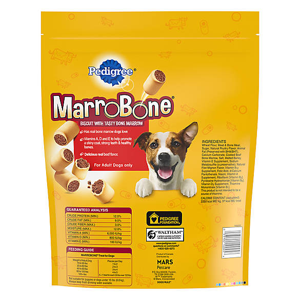 Pedigree Marrobone Dog Treats
