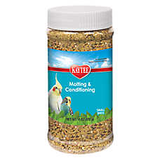 KAYTEE® Forti Diet Molting & Conditioning Small Bird Supplement