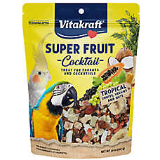 Vitakraft® Fruit Cocktail Parrot & Cockatiel Treat