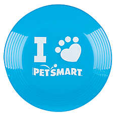 Grreat Choice® Petsmart Logo Flying Disc Dog Toy