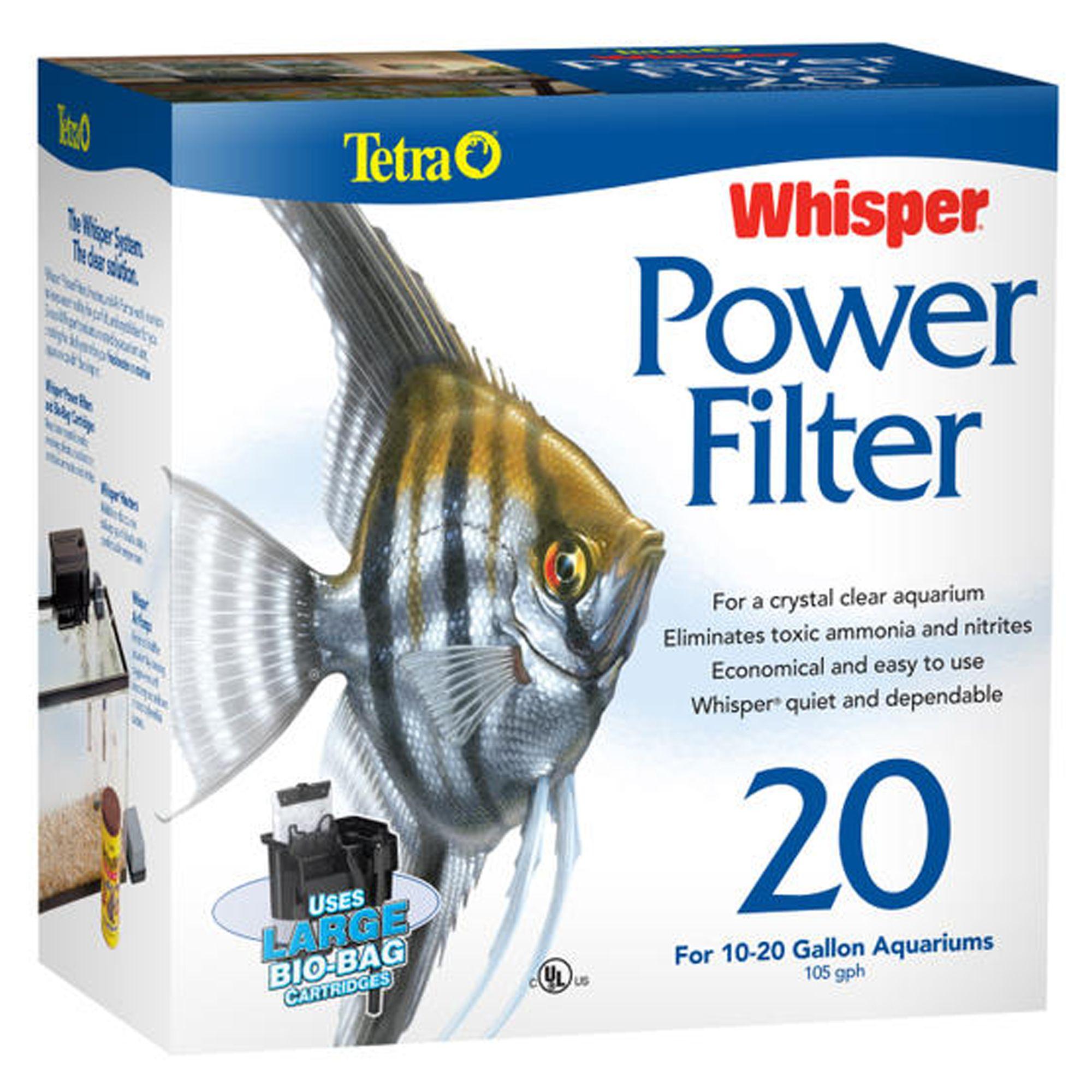 Tetra Whisper Power Filter Fish Filters Petsmart
