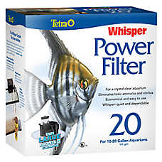 Tetra® Whisper Power Filter