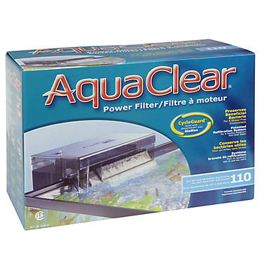 Aqua clear fluval power filter fish filters petsmart for Petsmart fish filters