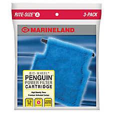 Marineland® Penguin Rite Size A Power Filter Cartridges