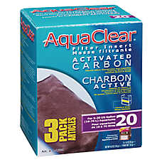 Aquaclear® Activated Carbon Filter Insert