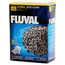 Fluval® Zeo-Carb Filter Media