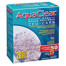 Aqua Clear 50 Zeo-Carb Filter Insert