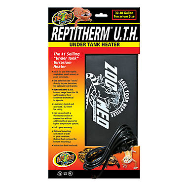 Zoo Med Repti Therm Reptile Under Tank Heater Reptile