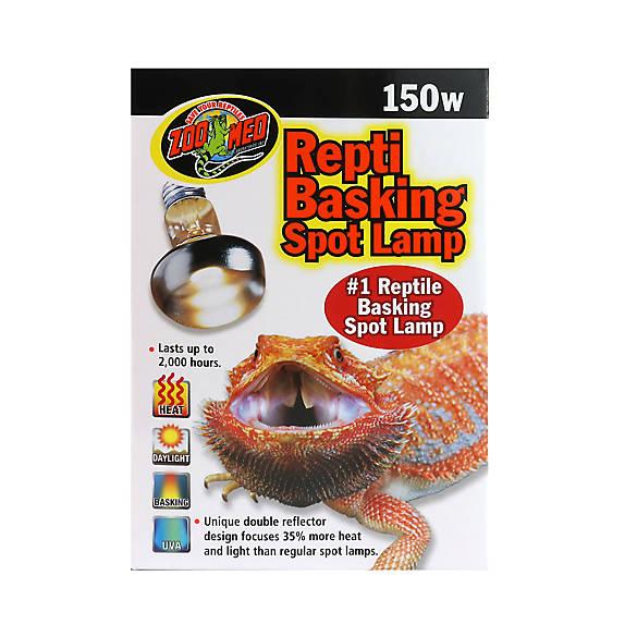 Zoo Med Reptile Basking Spot Lamp Reptile Bulbs Amp Lamps Petsmart