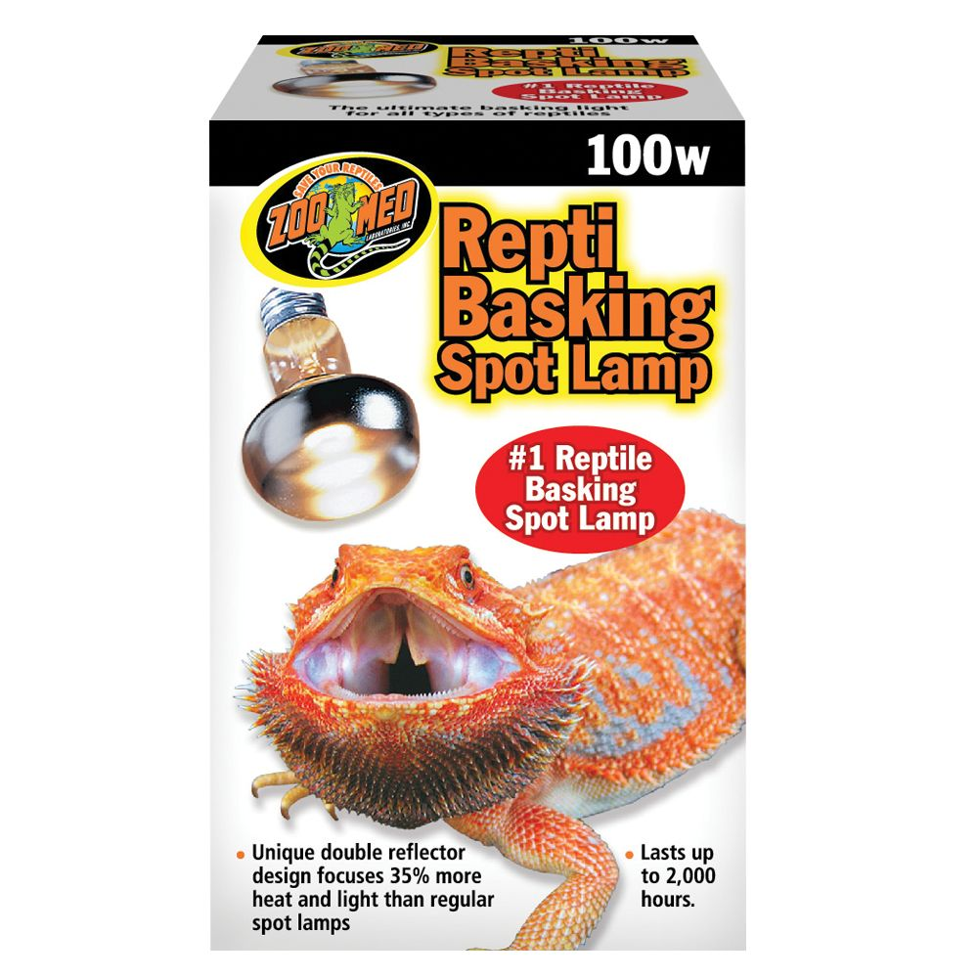 Zoo Med Reptile Basking Spot Lamp