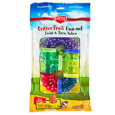 Super Pet® CritterTrail Fun-nels Small Animal Twist & Turn Tubes