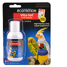 Vita-Sol Multi-Vitamin Bird Supplement