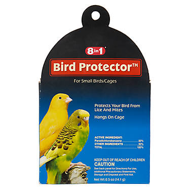 8 in 1® Bird Protector™ Lice & Mite Protection