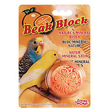 Living World® Beak Block Bird Beak Buffer