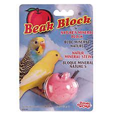 Living World® Beak Block Bird Mineral Supplement