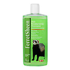 8 in 1 FerretSheen 2 in 1 Deordorizing Ferret Shampoo