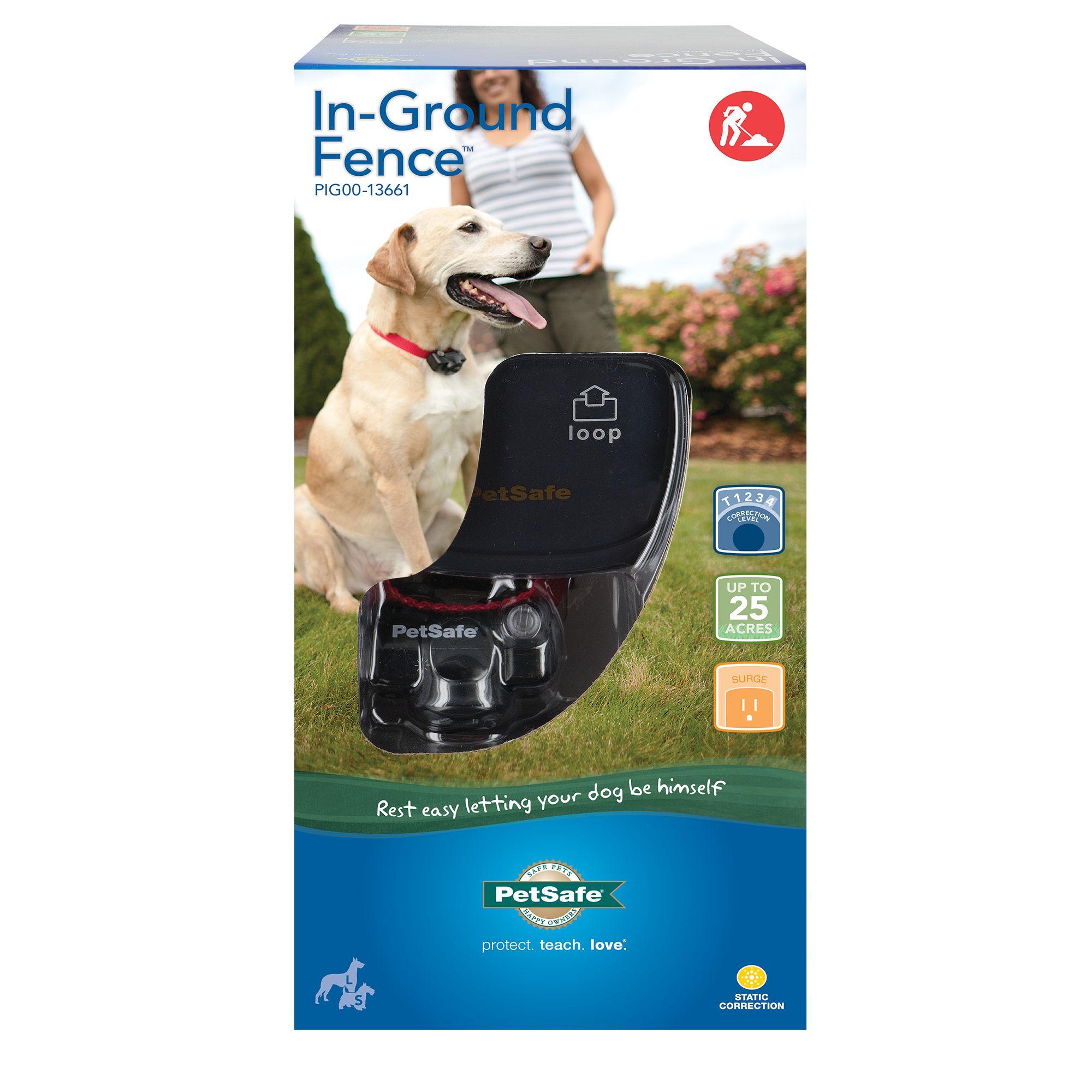 Petsafe In Ground Dog Fence Dog Fence Systems Petsmart