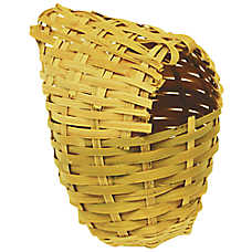 Super Pet Bamboo Bird Nest