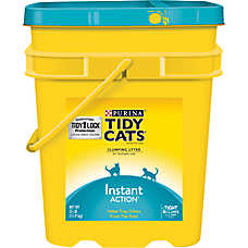 Purina® TIDY CATS® Instant Action Cat Litter - Clumping, Multi Cat