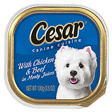 Cesar® Entrées Adult Dog Food