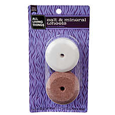 All Living Things® Salt & Mineral Wheel Value Pack