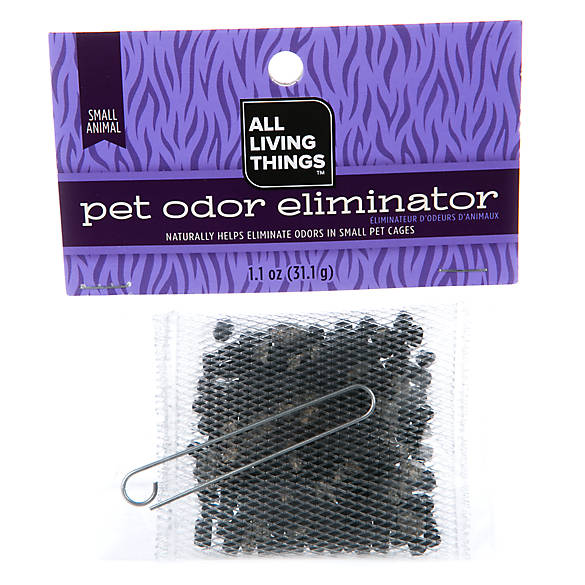 All living things pet odor eliminator small pet for Fish tank odor eliminator