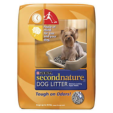 Purina Second Nature Dog Litter