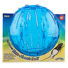 Super Pet® Rainbow Run-About Hamster Ball