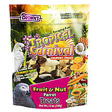 Brown's® Tropical Carnival® Fruit & Nut Parrot Treats