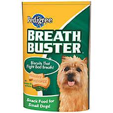PEDIGREE® Breath Buster Dog Biscuits