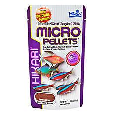 Hikari Micro Pellets™ Tropical Fish Food