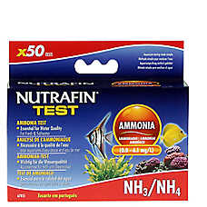 Nutrafin® Test Ammonia Aquarium Water Test Kit