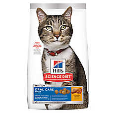 Hill's® Science Diet® Oral Care Adult Cat Food - Chicken