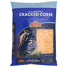 Grreat Choice® Cracked Corn Wild Bird Food
