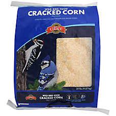 Grreat Choice® Cracked Corn Wild Bird Food