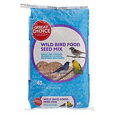 Grreat Choice® Wild Bird Seed Mix
