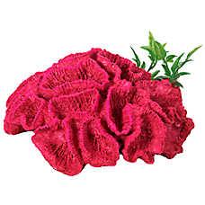 Top Fin® Rose Coral Bubbler Aquarium Ornament